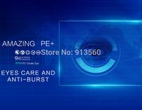 Free ship 5pcs NILLKIN Amazing PE+ blue light resistant Glass Screen Protectors for HTC Desire Eye