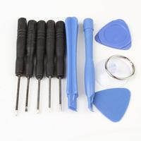 10 In 1 Repair Tool Kit Screwdrivers Set For iPhone 6 Plus Samsung Note 4 3 S4 PC PDA Mobile Phone Repair Hand Tool Sets