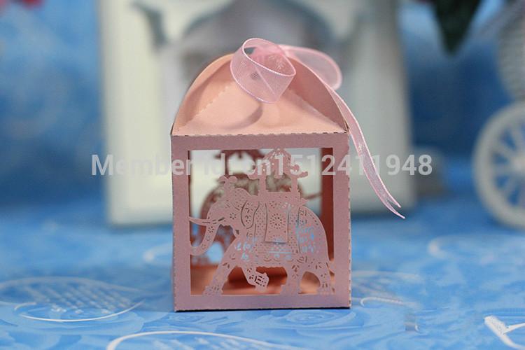 Elephant Wedding Favors Wedding Favors Paper Party