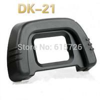 10pcs/lot DK-21 Rubber Eye Cup Eyepiece Eyecup for Nikon D300 D200 D90 D80 Camera Free Shipping