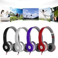 S450 stereo wireless bluetooth earphones mobile phone headphones earphones black white