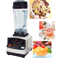 DHL Free shipping German motor technology super high quality Commercial blender with BPA free jar, Model TM-767 GUARANTEED
