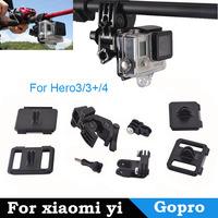 2015 New Arrival Sportsman Selfie Monopod Mount Clip For Diameter 10-20mm Fishing Rods for Hero4/3/Hero3 SJ4000 for Gopro