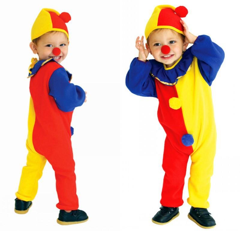 Фото клоуна своими руками