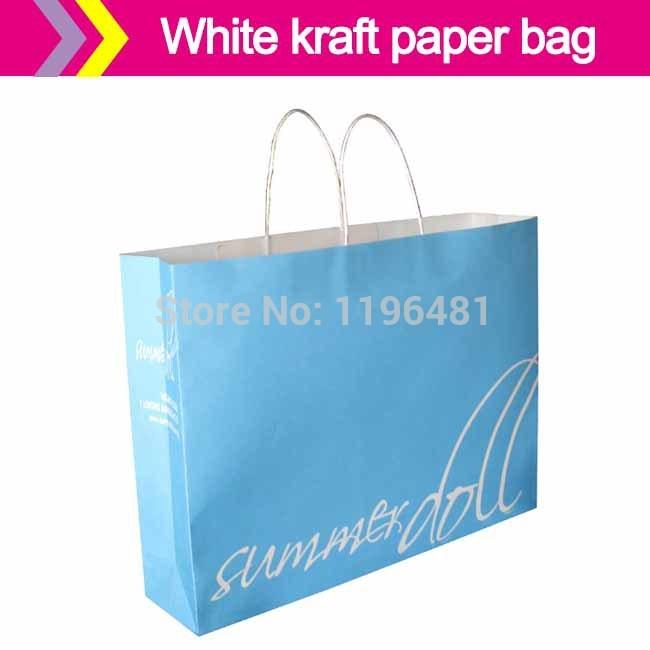 Custom Paper Bag,Kraft Paper Bag,Paper Shopping Bag(China (Mainland))