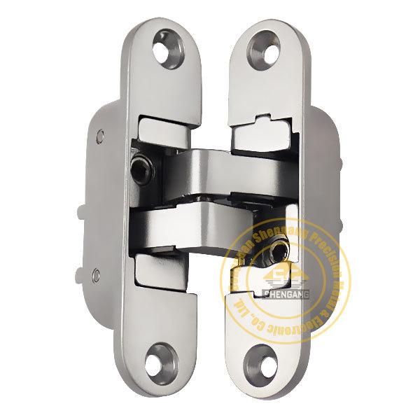 3D adjustable concealed wooden door hinge(China (Mainland))