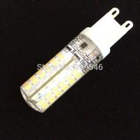 DHL Free 50pcs/lot G9 LED Bulb 220-240V 7W LED Lamp SMD3014 2015 new year Epistar LED light 96leds led spotlight lamps