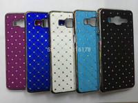 Luxury Fashion handmade Crystal Star Diamond Bling Sky Full Stars hard cover case For Samsung Galaxy Grand Prime G530 G530H