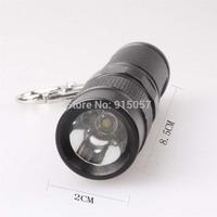 Waterproof   CREE XM-L XPE 700LM LED Flashlight    ,free shipping