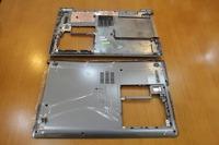 NEW Bottom case for Samsung NP530U4C  530U4C NP535U4C 535U4C   NP530U4B 530U4B Gray Bottom Base Case Cover