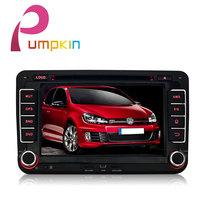 2 Din Car DVD GPS For VW VOLKSWAGEN POLO GOLF JETTA PASSAT MAGTON CADDY EOS TRANSPORT SHARAN