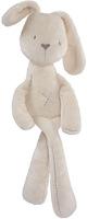 54*11CM Cute Baby Kids Animal Rabbit Sleeping Comfort Doll Plush Toy PP Cotton Doll Girl Kids Toys