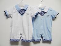 Wholesale New Baby Rompers Summer Short-sleeve 100% Cotton High Quality Infants' One-Piece Jumpsuit Brand Newborns Bodysuit