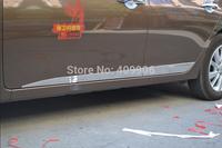 New Chrome Body Molding Door Trim for Nissan Sentra 2013 2014