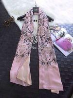Lace Women Ladies Temperament retange Scarves Shawl f Autumn Winter Apple print silk scarf Free shipping