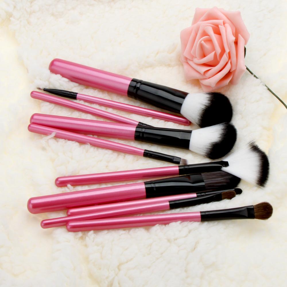 Кисти для макияжа Make up 10 Podwer VH12040 тушь make up factory make up factory ma120lwhdr04