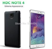 best clone Original LOGO perfect note 4 quad core MTK6582 phone 13MP note4 Mobile phone N9100 cell phone Smartphone GPS 3G