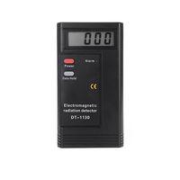 Wholesale 30pcs/lot Via DHL/EMS CE Certificated Digital LCD Electromagnetic Radiation Detector EMF Meter Dosimeter Tester
