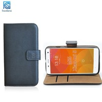 Book style Wallet Stand flip leather case for xiaomi mi 5