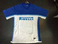 Soccer Jersey INTER MILAN 2015 KOVACIC HERNANES 15 16 INTER MILAN Jersey 15/16 GUARIN VIDIC ICARDI Home Blue Away  Shirt