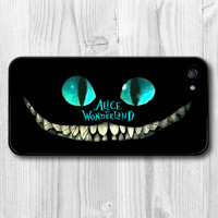 Alice In Wonderland Cat Cover Plastic Case For Samsung Galaxy S5 S4 S3 with S4 Mini S3 Mini with Note 4 3 2 Phone Cases