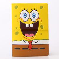 ry direct sales SpongeBob SquarePants passport passport holder to travel abroad set necessary document sets PVC card bag