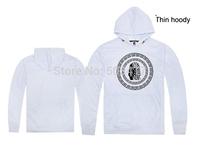 Men's hip hop shirts Lastkings tracksuits ropa hombre sports sudaderas white and gray