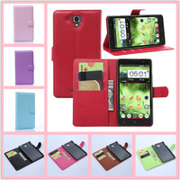 Lenovo S8 case 2015 new arrival litchi texture wallet leather case cover for Lenovo S898T flip magnetic case with card slot