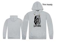 New Last Kings sweatshirts hip hop hoodies top quality sudaderas men autumn winter coat