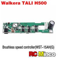 100% Original Walkera TALI H500 FPV Multirotor Part Brushless Speed Controller ESC (WST-15AH(G))