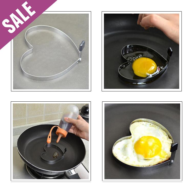 Форма для приготовления яичницы своими руками