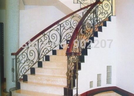 Online kopen wholesale metal stair railing design uit china metal stair railing design - Ontwerp leuning ...