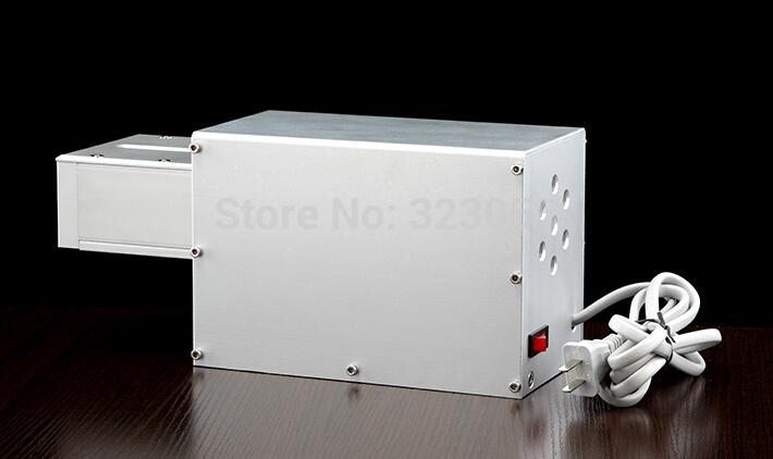 tabacco elettrico trinciatrice del tabacco cutter di taglio distributore automatico di sigarette(China (Mainland))