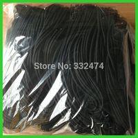 Polyester round canvas shoe laces 125cm length men/women/kids sport shoes rope laces latest design factory direct shoe string
