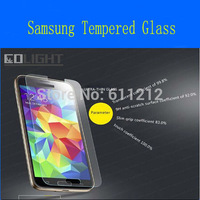 Mobile phone tempered glass screen protective film for samsung galaxy  S3 9300 S4 9500 S5 9600 Note2 7100  Note 3  N 9000 Note 4