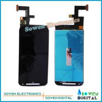 for Motorola MOTO G2 G+1 XT1063 XT1068 XT1069 LCD display screen with touch screen digitizer assembly full set,Black White