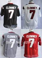 Cheap Ncaa Jadeveon Clowney Jersey #7 South College Men's Football Jerseys Carolina Free Shipping