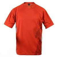 IKAI Men Brand Designer T-shirt Men's Hiking Outdoor T Shirt Casual Breathable Short Men Quick Dry Sweat-Absorbent Tee HMD0071-5