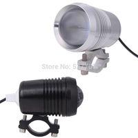 Motorcycle / Car 12-80V 30W CREE U2 LED Spot Head Light Waterproof Working Fog Lamp White Lighting