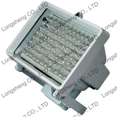 80M 96pcs IR LED Infrared Illuminator 850nm Lighting for CCTV Surveillance camera(China (Mainland))