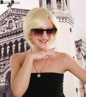 Elegance Short Blonde BOBO wig cosplay party wig short wigs for black women YL018