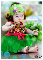 Newborn Baby Girl Boy Lovely  Knit Crochet Costume Set Clothes Unisex Photo Photograph Prop Outfits