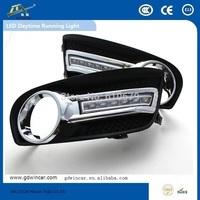 Factory Super bightness led light Top quality led car drl for Nissan Tiida Led Daytime Running Light