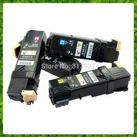 4x Toner Cartridges for Fuji Xerox DocuPrint C1110 C1110B 1110 laser toner cartridge set