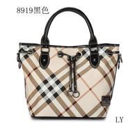 new British style burberriti bag designers doctor handbags burbe bags famous brands female classic plaid fabric tote bolsas bag