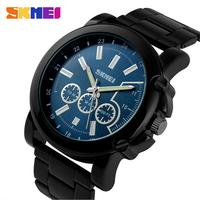 Relogios Masculinos Luxury Brand Men's Casual Watches Full Stainless Steel Analog Display Quartz Watch Fashion Men Wristwatches