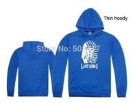 Hot sale Last Kings sudaderas men hip hop streetwear cotton hoodie