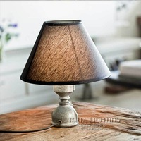 industrial loft -style retro lamp tea cafe bar creative personality living room bedroom lights