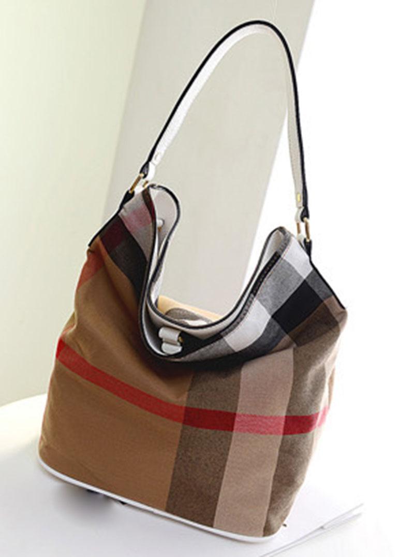 Холщовая сумка prada