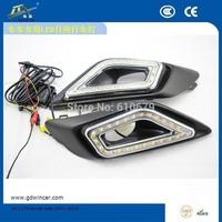 new product led headlight car light   for  Honda Jade  2013-2015 Daytime running light
